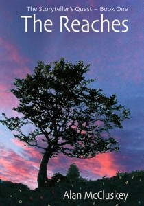 The Reaches - ebook cover