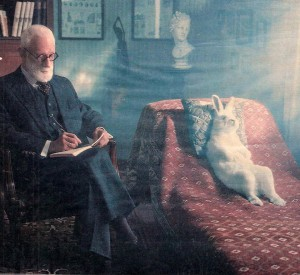 Dr. Freud & the Rabbit
