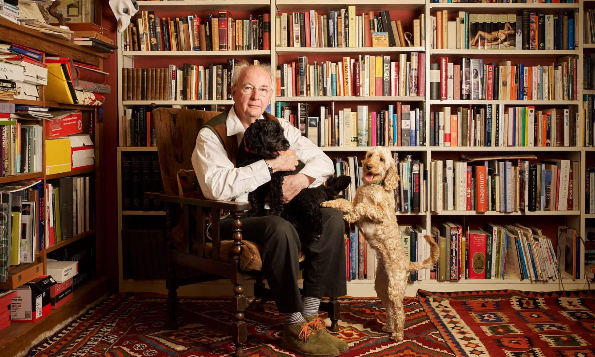 Philip Pullman on Book of Dust